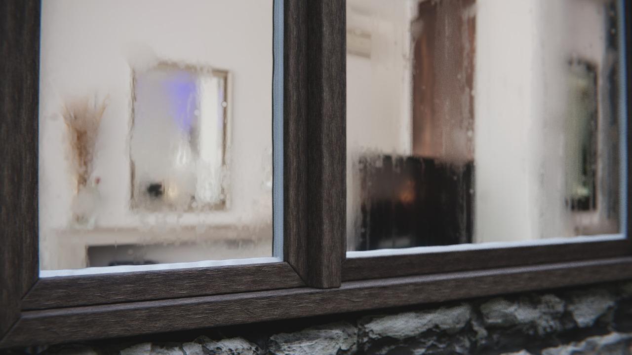 vitres à nettoyer