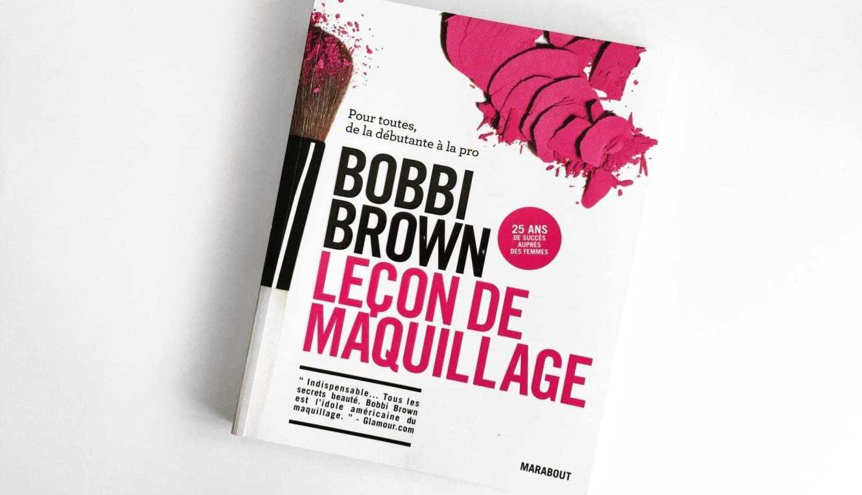 livre leçon de maquillage par bobbi brown